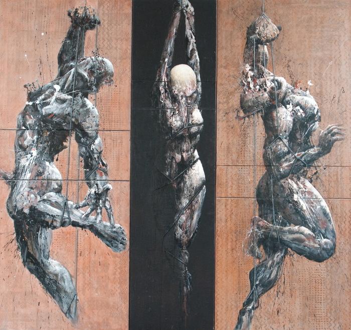 Exposition à la Galerie Jakez à Pont Aven